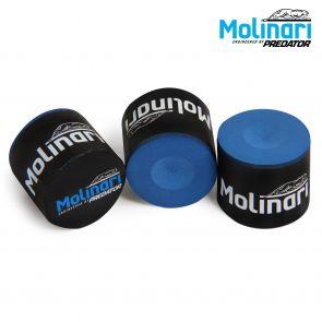 Бильярдный мел Predator Molinari синий купить в интернет-магазине БильярдМастер Украина