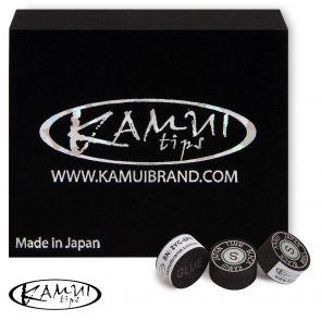 Наклейка для кия Kamui Black S 13 мм купить в интернет-магазине БильярдМастер Украина