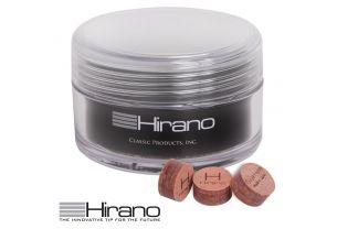 Наклейка для кия Hirano H 13 мм купить в интернет-магазине БильярдМастер Украина