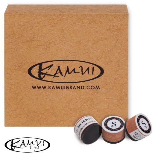 Наклейка для кия Kamui Clear Original S 13 мм купить в интернет-магазине БильярдМастер Украина