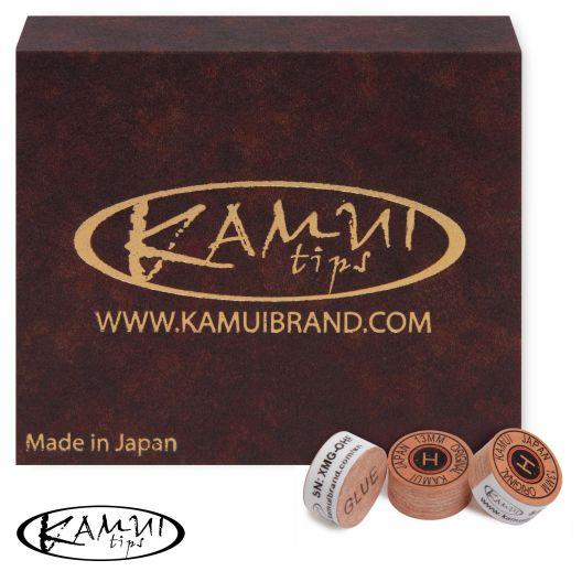Наклейка для кия Kamui Original H 13 мм купить в интернет-магазине БильярдМастер Украина