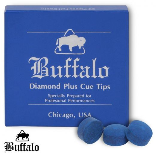 Бильярдная наклейка Buffalo Diamond Plus ø13 мм. купить в интернет-магазине БильярдМастер Украина