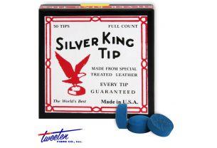 Бильярдная наклейка Silver King ø12,5 мм. купить в интернет-магазине БильярдМастер Украина