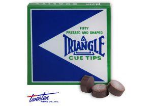 Бильярдная наклейка Triangle Press Hard ø13 мм. купить в интернет-магазине БильярдМастер Украина