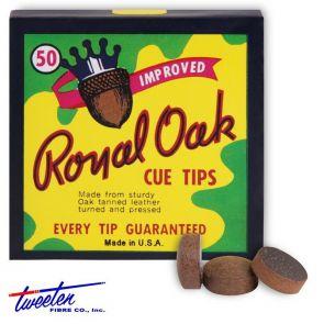 Бильярдная наклейка Royal Oak ø12,5 мм. купить в интернет-магазине БильярдМастер Украина
