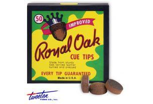 Бильярдные наклейки Royal Oak ø12,5 мм., 50 шт. купить в интернет-магазине БильярдМастер Украина