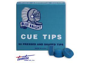 Бильярдные наклейки Blue Knight ø12,5 мм., 50 шт. купить в интернет-магазине БильярдМастер Украина