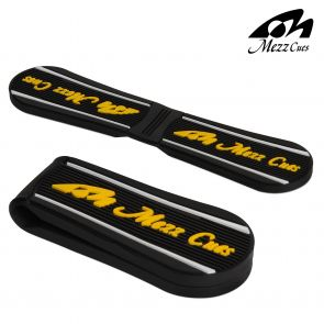 Магнитный держатель для мела Mezz Magnetic черный/желтый купить в интернет-магазине БильярдМастер Украина