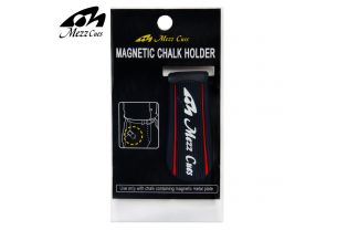 Магнитный держатель для мела Mezz Magnetic черный/белый купить в интернет-магазине БильярдМастер Украина