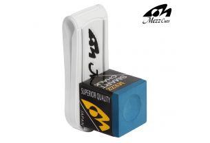 Магнитный держатель для мела Mezz Smart белый/черный купить в интернет-магазине БильярдМастер Украина