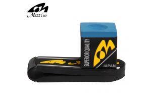 Набор Mezz Smart Chalk Set черный/желтый купить в интернет-магазине БильярдМастер Украина