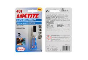 Клей для бильярдных наклеек Loctite 401 купить в интернет-магазине БильярдМастер Украина