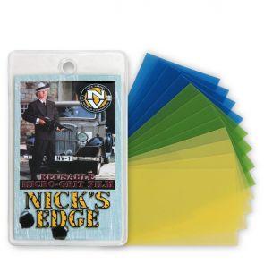 Набор микробумаги для полировки кия Nick's Edge 12 шт. купить в интернет-магазине БильярдМастер Украина