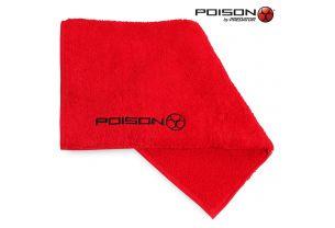 Полотенце для чистки рук и кия Poison купить в интернет-магазине БильярдМастер Украина