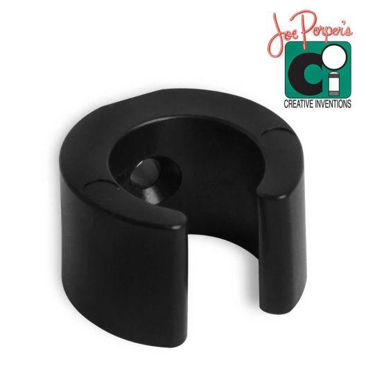 Клипса для кия Joe Porper's 15 мм., пластиковая ø17 мм. купить в интернет-магазине БильярдМастер Украина