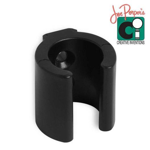 Клипса для кия Joe Porper's 25 мм., пластиковая ø17 мм. купить в интернет-магазине БильярдМастер Украина