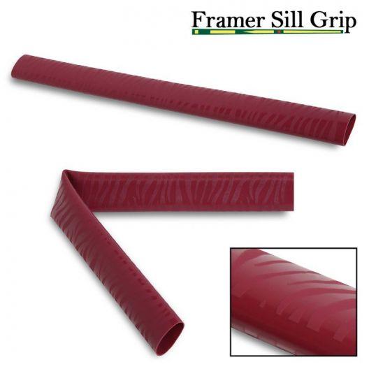 Обмотка для кия Framer Sill Grip бордовая купить в интернет-магазине БильярдМастер Украина