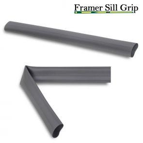 Обмотка для кия Framer Sill Grip серый металлик купить в интернет-магазине БильярдМастер Украина