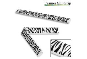 Обмотка для кия Framer Sill Grip зебра купить в интернет-магазине БильярдМастер Украина