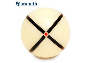 Тренировочный шар Snooker Aramith Nic Barrow's Ultimate ø52,4 мм. купить в интернет-магазине БильярдМастер Украина
