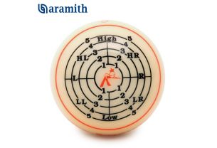 Тренировочный шар Aramith Jim Rempe Pool ø57,2 мм. купить в интернет-магазине БильярдМастер Украина