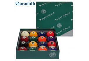 Шары для пула Aramith Premium Pool ø57,2 мм. купить в интернет-магазине БильярдМастер Украина