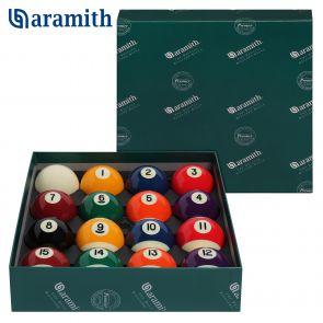 Шары для пула Aramith Premier Pool ø57,2 мм. купить в интернет-магазине БильярдМастер Украина