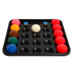Поддон для бильярдных шаров ø52,4 мм. купить в интернет-магазине БильярдМастер Украина