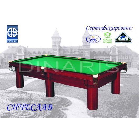 Бильярдный стол DINARIS Сичеслав 12ft.