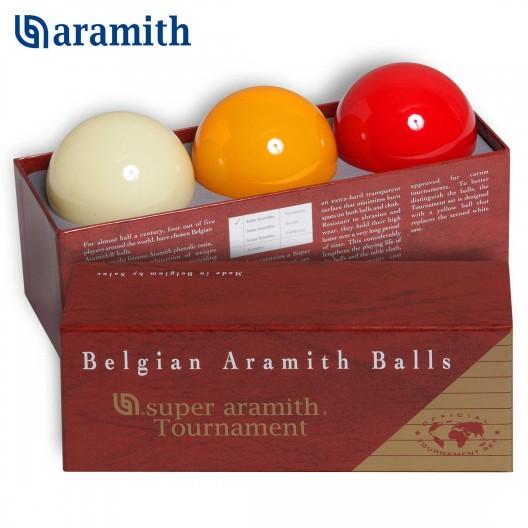Шары для карамболя Super Aramith...