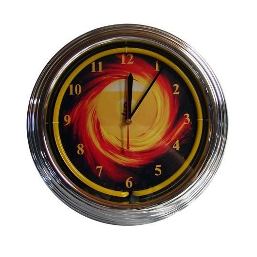 Часы для бильярда NBU Neon ø35см.