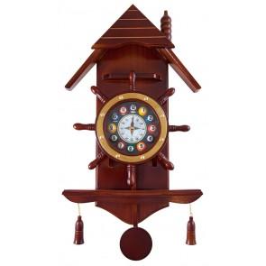 Часы для бильярда Избушка...