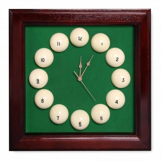 Часы для бильярда Pyramid 44X44 см.