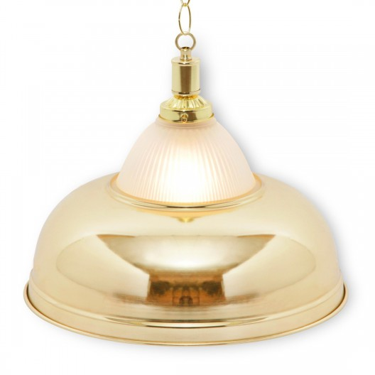 Лампа для бильярда Crown Golden 1 плафон