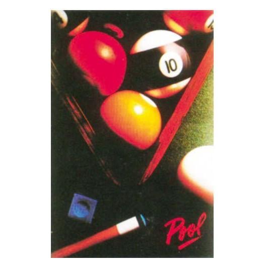 Постер для бильярда Pool, 59x85см.