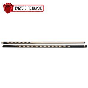 Бильярдный кий ручной работы Классик 6+12 эбен купить в интернет-магазине БильярдМастер Украина