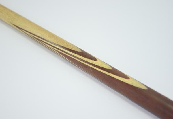Склейка трещин на бильярдном кие